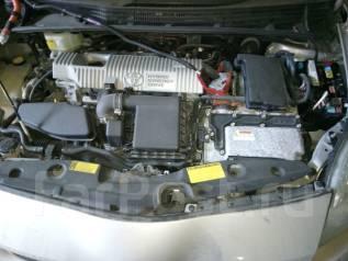 Дефлектор радиатора. Toyota Prius, ZVW30 Двигатель 2ZRFXE
