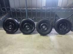 Комплект колес с летней резиной Bridgestone Sneaker 155/80 R13. x13 4x100.00