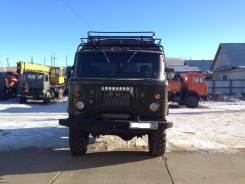 ГАЗ 66. Турбо Дизель, 4 500 куб. см., 4 500 кг.