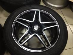Почти Новые колёса Xrace R17 лето 215/55 Camry Teana 16г 10-15% износ. 7.0x17 5x114.30 ET35 ЦО 73,0мм.