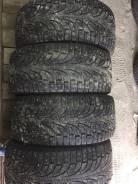 Pirelli Winter Carving Edge. Зимние, шипованные, 2014 год, износ: 5%, 4 шт