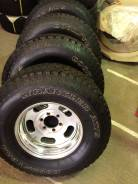 Goodyear Wrangler AT/S. Грязь AT, износ: 5%, 4 шт