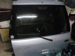 Дверь багажника. Subaru Pleo, RA2