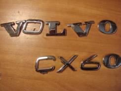 Эмблема багажника. Volvo XC60