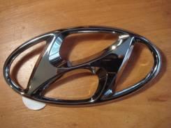 Эмблема багажника. Hyundai i30, GD Двигатели: G4FA, D4FB, G4FG