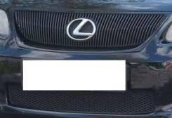 Молдинг решетки радиатора. Lexus GS300