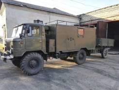 ГАЗ 66. Продам с прицепом, 4 250 куб. см.