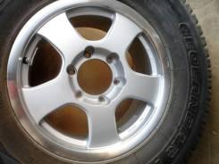 Toyota. 7.0x16, 6x139.70, ET25, ЦО 110,0мм.