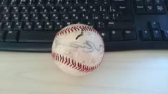 Мячи бейсбольные.