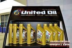 United Oil. Вязкость 5W-30, полусинтетическое