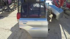 Дверь боковая. Mitsubishi Pajero iO, H77W, H76W, H72W, H71W Mitsubishi Pajero Pinin