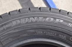 Dunlop DSX. Зимние, без шипов, 2013 год, без износа, 4 шт
