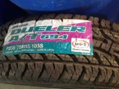 Bridgestone Dueler A/T D694. Летние, без износа, 1 шт