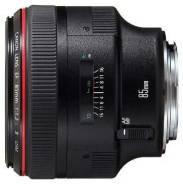 Canon EF 85 1.2 L ll USM. Для Canon, диаметр фильтра 72 мм