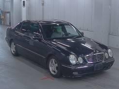 Mercedes-Benz E-Class. E210