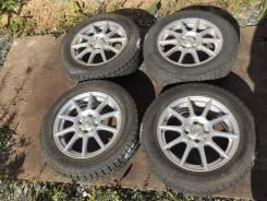 Комплект колёс на литье. x15 4x100.00