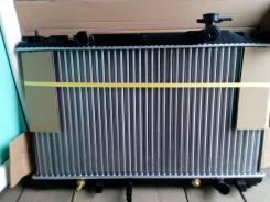 Радиатор охлаждения двигателя. Toyota Camry, ACV36, ACV35, ACV31, ACV30L, ACV30 Двигатели: 2AZFE, 1AZFE