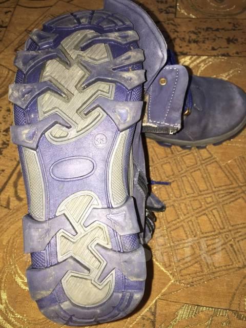 Зимние ботинки, Кросовки. 33