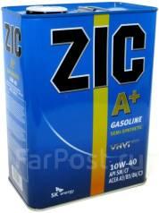 ZIC. Вязкость 10W-40, полусинтетическое. Под заказ