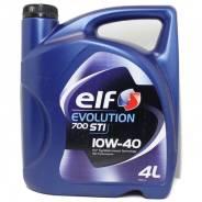 Elf Evolution. Вязкость 10W-40, синтетическое