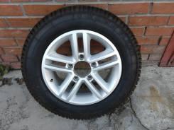 Запаска Niva новая с новой зимней шиной. 6.5x16 5x139.70 ET40