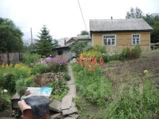 Продаётся дом и земельный участок на ул. Сапёрная. Сапёрная, площадь дома 70 кв.м., водопровод, скважина, электричество 15 кВт, отопление твердотопли...