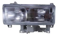 Фара. Mitsubishi Canter Двигатель LUVAMODEL