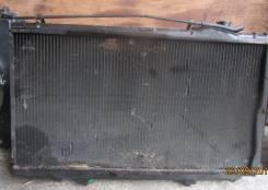 Радиатор охлаждения двигателя. Toyota Aristo, JZS147 Двигатель 2JZGTE