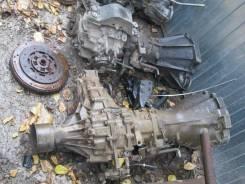 Механическая коробка переключения передач. Nissan Largo