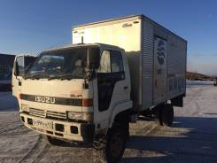 Isuzu Elf. Продам грузовик , 4 000 куб. см., 4 000 кг.