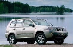 Подкрылки (локеры) Nissan. Nissan X-Trail