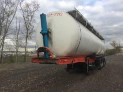 Fruehauf. Цистерна силосная (комбикорм) - Benalu Beno 2000 Nep584L, 27 000 кг.