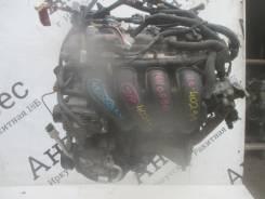 Двигатель в сборе. Toyota Corolla Fielder, ZZE122G, ZZE122 Двигатель 1ZZFE