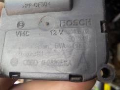 Сервопривод заслонок печки. Audi A6, 4F2/C6, 4F5/C6