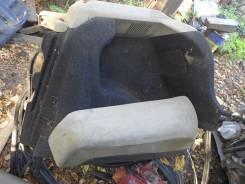Обшивка багажника. Toyota Corolla Toyota Corolla Runx Двигатели: 1NZFE, 1ZZFE, 2NZFE, 3CE, 2ZZGE