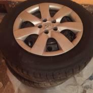 Продам комплект зимних колес Yokohama 195/65R15