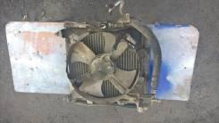 Вентилятор охлаждения радиатора. Honda: Ballade, Logo, CR-X del Sol, Accord, Civic, Civic Aerodeck, CR-X, Integra SJ, Civic CRX, Civic Ferio, Domani...
