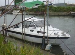 Miyama. Год: 1997 год, длина 8,00м., двигатель подвесной, бензин