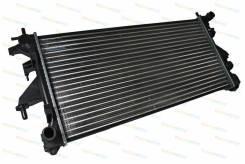 Радиатор охлаждения двигателя. Citroen Jumper Fiat Ducato Peugeot Boxer