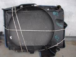 Радиатор охлаждения двигателя. Mazda Bongo, SK22V, SK82M, SK82V Mazda Bongo Brawny