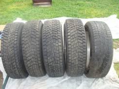 Bridgestone Winter Dueler DM-Z2. Зимние, без шипов, 2015 год, износ: 5%, 5 шт