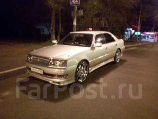 Toyota Crown. автомат, задний, 2.5 (200 л.с.), бензин, 155 тыс. км