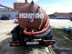 ГАЗ 3309. Продается ассенизаторская машина , 4 750 куб. см., 4,00куб. м.