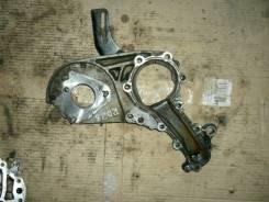 Лобовина двигателя. Nissan Laurel Двигатель RD28
