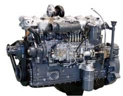 Двигатель в сборе. Hyundai Aero Двигатель D6AC