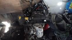 Двигатель в сборе. Toyota Passo, KGC35 Двигатель 1KRFE