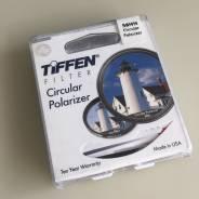 Поляризационный фильтр Tiffen CPL - 58mm (USA). диаметр 58 мм