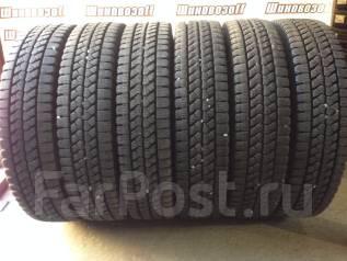 Bridgestone Blizzak W979. Зимние, без шипов, 2014 год, износ: 5%, 2 шт
