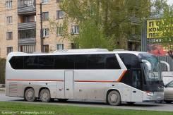 King Long. Туристический автобус 6130, 2 200 куб. см., 55 мест