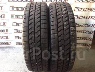 Грузовые зимние шины 205/60R17.5LT 111/109L Bridgestone W979 с дисками. 6.0x17.5 ЦО 164,0мм.